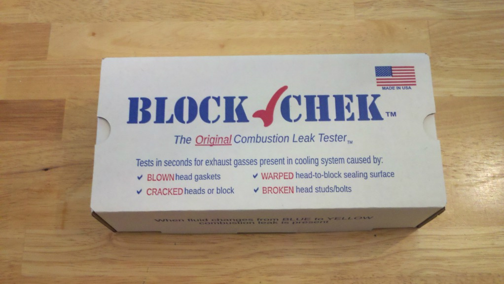 Block Chek Traditional Mechanics Kit